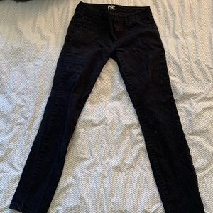 Black Toyko Darling Aeropostale jeggings